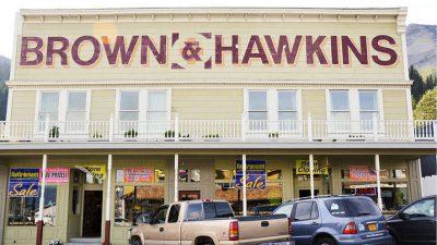 Brown & Hawkins Mercantile