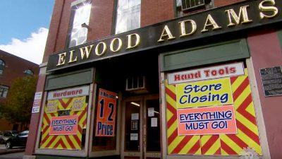 Elwood Adams Hardware – Worester, MA