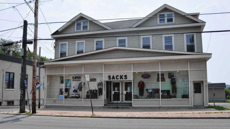 Sacks Department Store